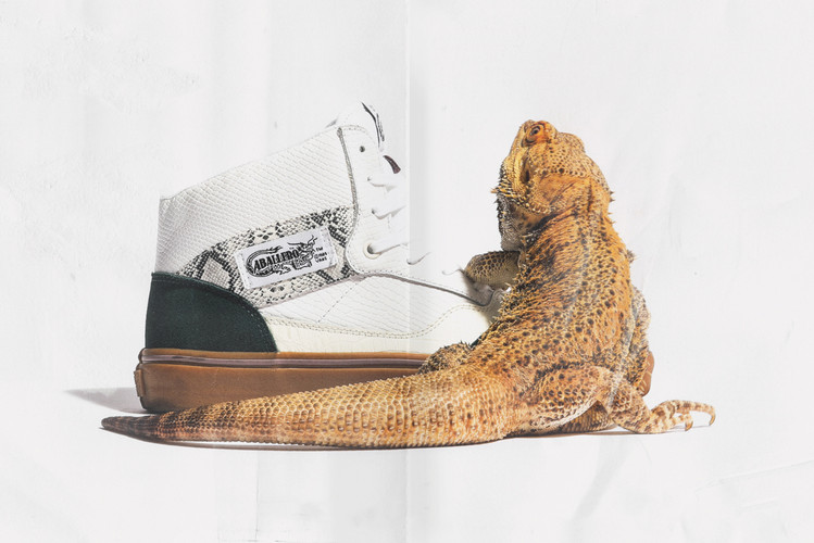 5eeafaa6b9 Vans Half Cab. Bodega   Vans Vault s Latest Capsule Features the First  Collaborative ...