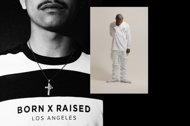 BornxRaised 2017 Spring Collection Lookbook