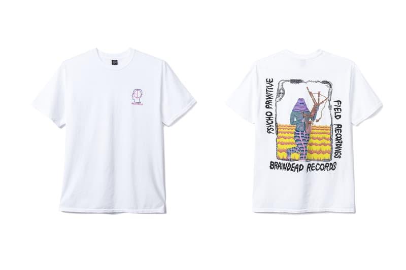"Brain Dead Records ""PSYCHO PRIMITIVE"" Collection"