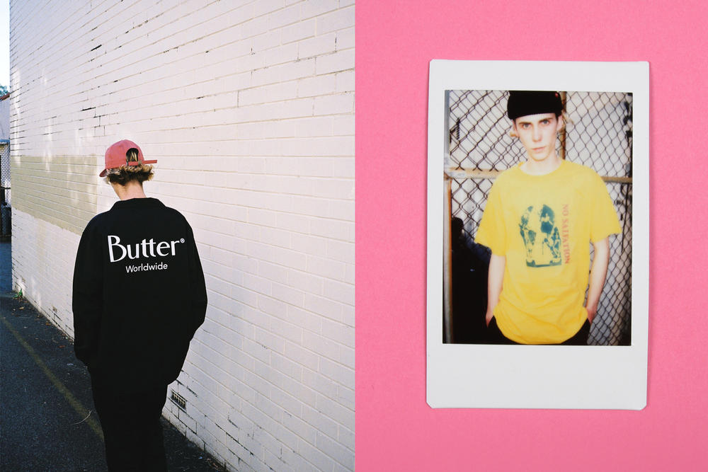 Butter Goods 2017 Q2 Collection Lookbook