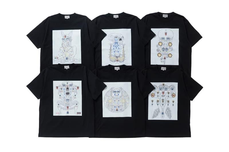 Keiichi Tanaami Oliver Payne Cav Empt T Shirts
