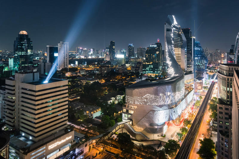 Central Embassy Bangkok Thailand Snarkitecture Eathai SIWILAI Club Open House Park Hyatt