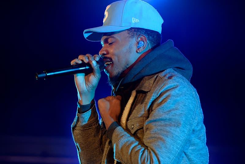 Chance The Rapper Donnie Trumpet Social Experiment Surf Memories