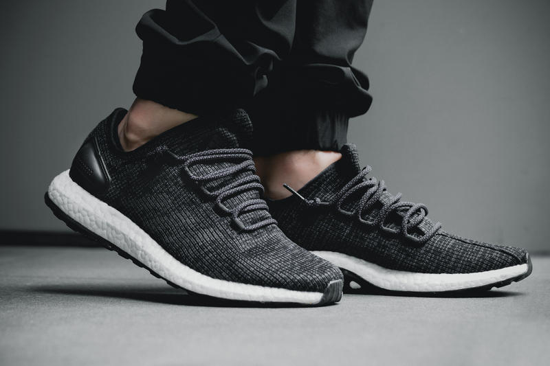 8dabecb0a adidas PureBOOST Clima Series Closer Look