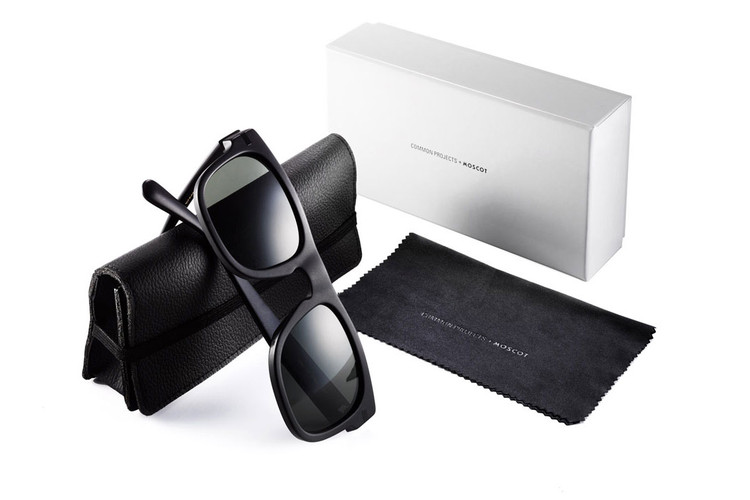 602735191137 Common Projects and MOSCOT Revive an Old Collab Pair of Sunglasses