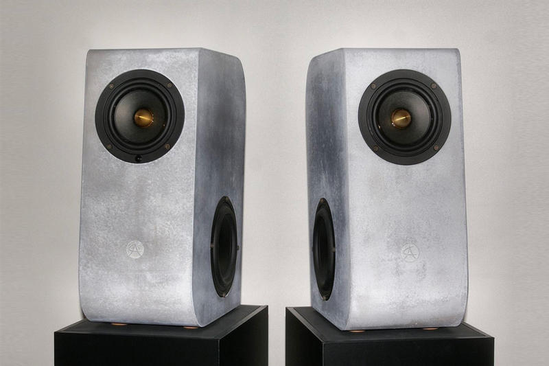 Concrete Audio B1 Bookshelf Speakers