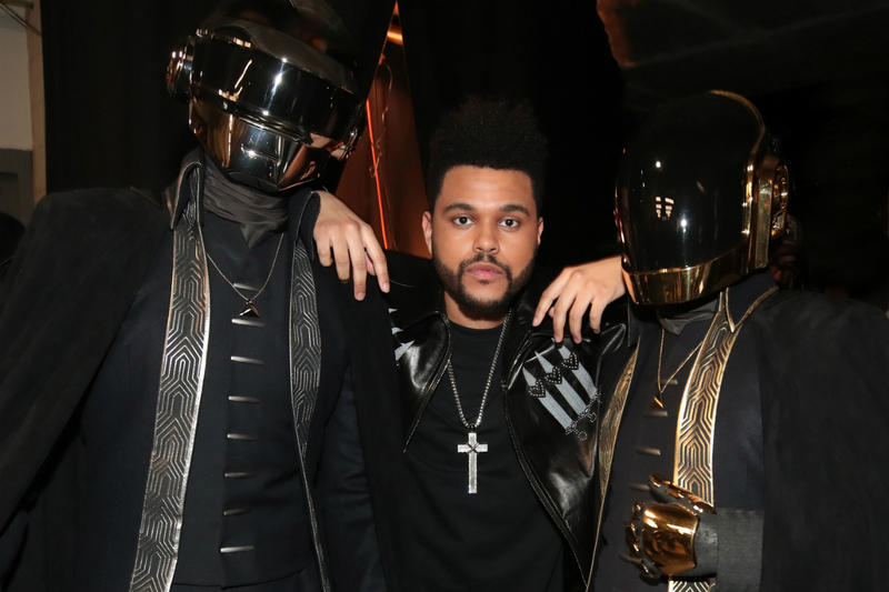 Daft Punk The Weeknd Billion Youtube Views