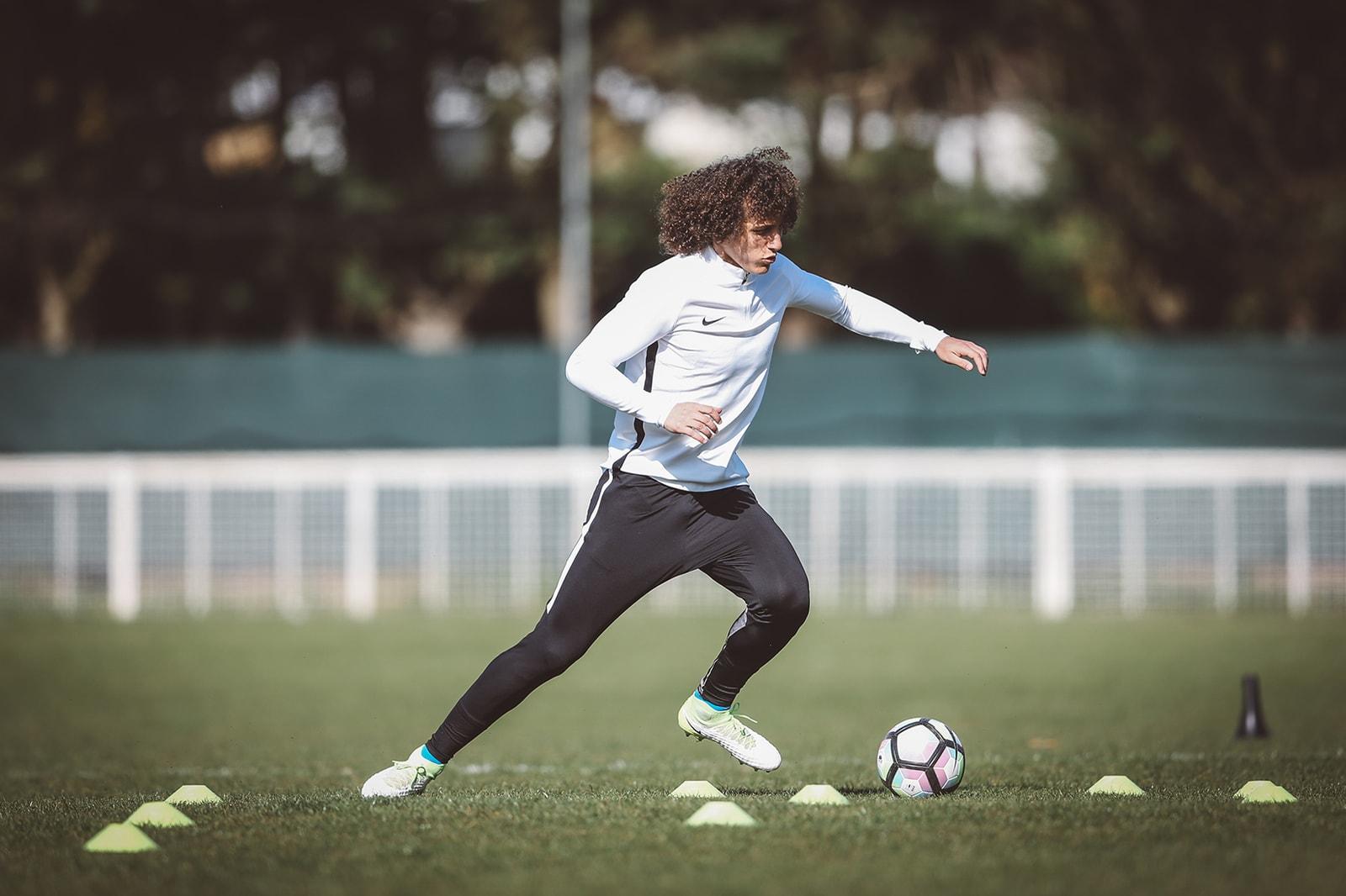 David Luiz Chelsea Interview nike magista obra ii football soccer premier league paris saint german