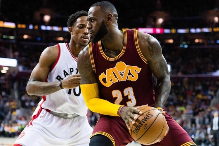 b14d4764d55 Toronto s DeMar DeRozan Will Pay You  100 USD to Stop LeBron James