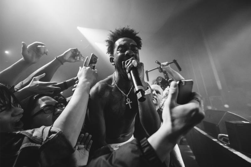 Desiigner Mura Masa All Around the World