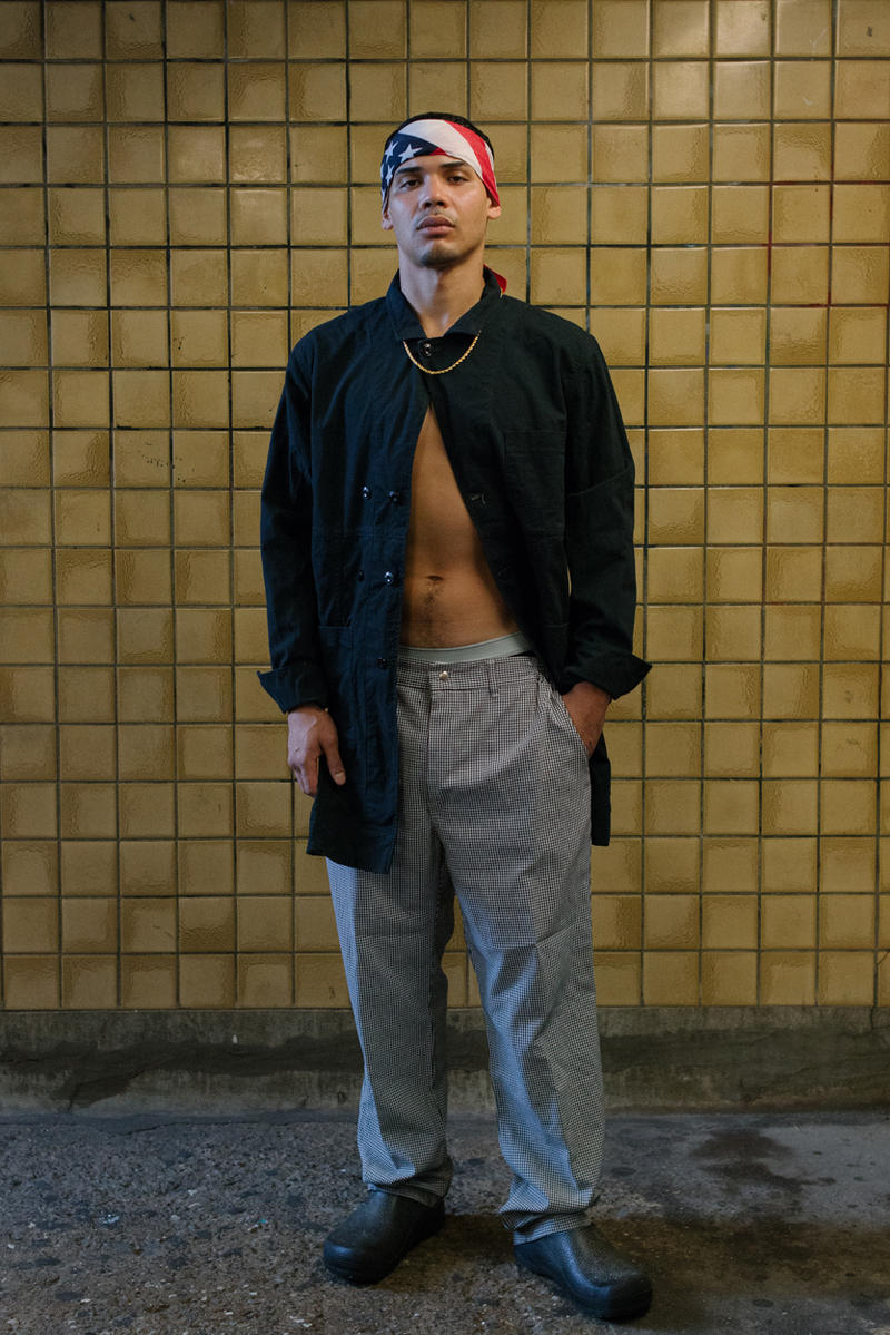 Dickies Palmer Trading Company Fashion Clothing Lookbook Apparel