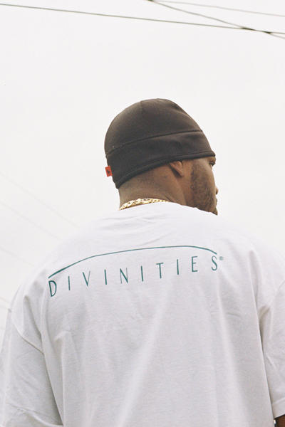 DIVINITIES 2017 Summer Collection Lookbook T-Shirts Hoodies Scantron Chicken and Waffles Lowrider Los Angeles LA