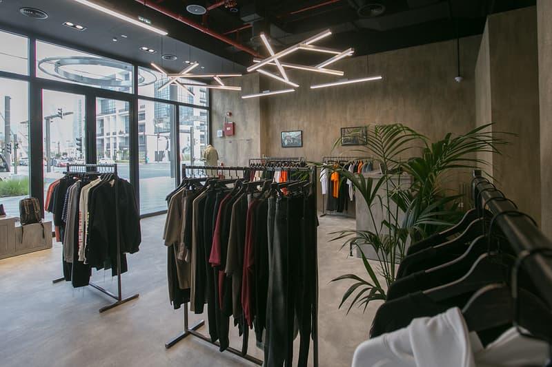 new style db883 56094 Dubai Streetwear Shop WORHTY Opens Its Doors | HYPEBEAST