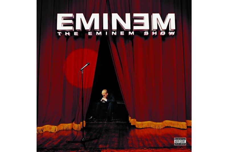 Eminem 'The Eminem Show' 15th Anniversary Special Capsule Cassette