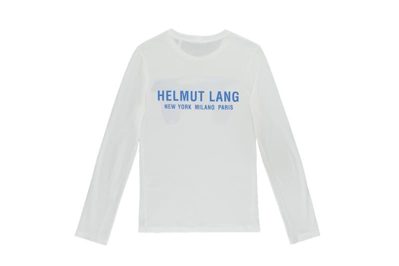 ENDYMA Archive Helmut Lang Spring/Summer 1995 2005