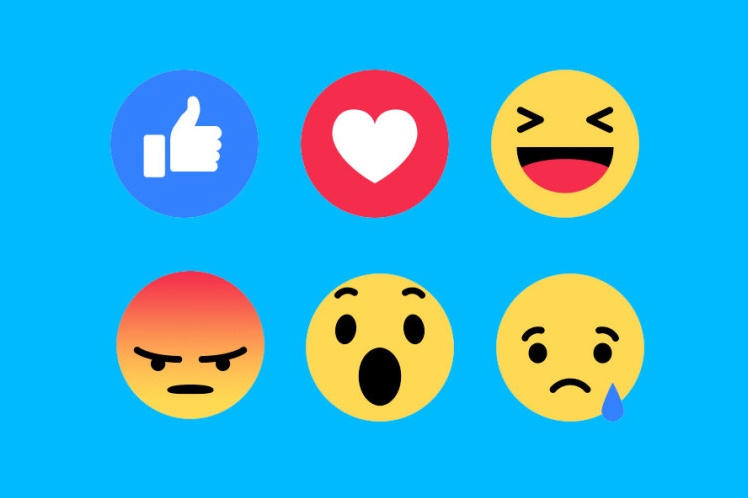 Facebook Comments Reactions