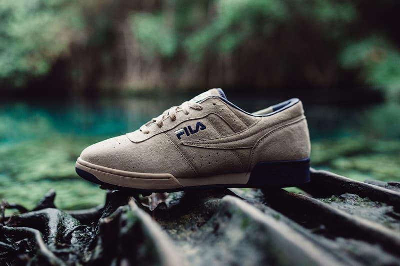 FILA x Akomplice 2017 Capsule Collection Sneakers Yucatan of Mexico