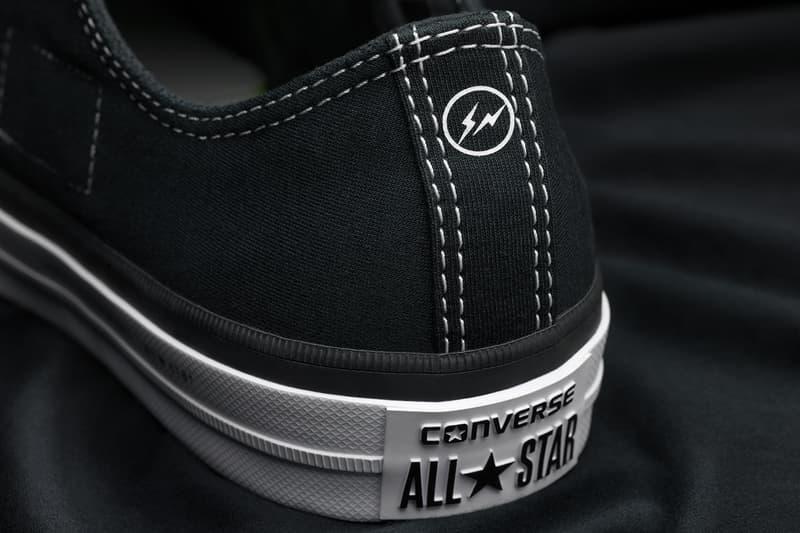 fragment design Converse All Star Chuck Taylor II