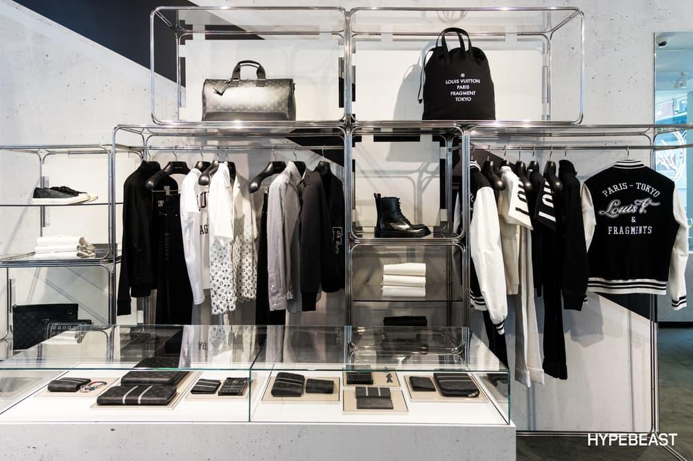 fragment design Louis Vuitton Collaboration Clothing Accessories