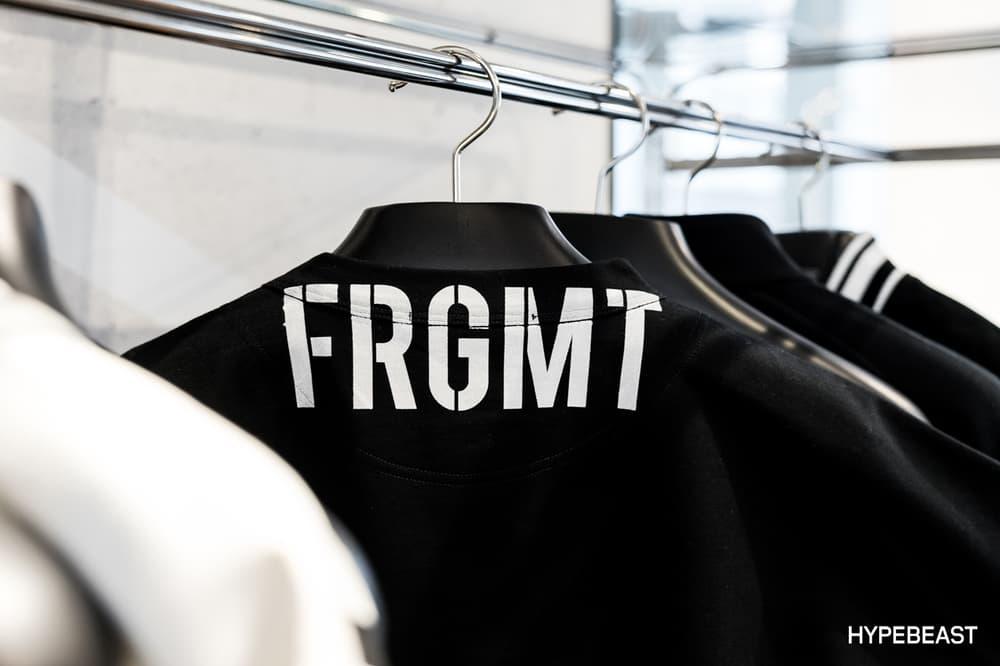 fragment design Louis Vuitton Collaboration Jacket FRGMT