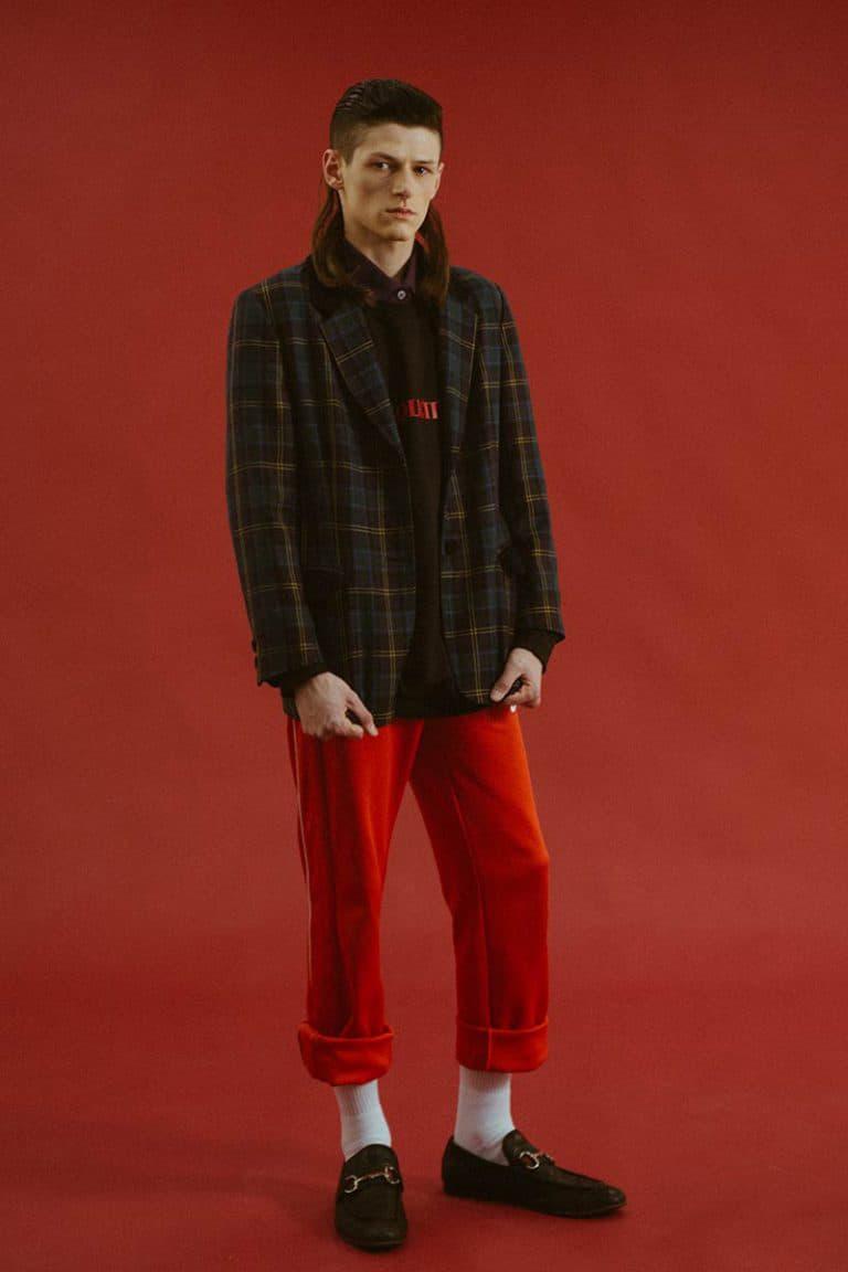 Fucking Young! Gucci Gosha Rubchinskiy Nike adidas Champion Kappa Fashion Streetwear Apparel Clothing