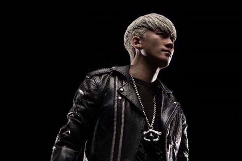 G Dragon BIGBANG ENTERBAY Figures