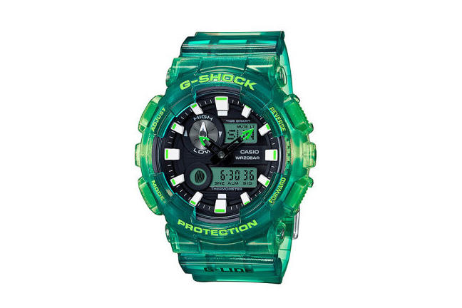 g-shock g-lide watches
