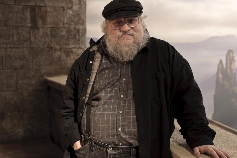 George R.R. Martin Game of Thrones HBO Five Successor Shows Spinoffs A Song of Ice and Fire