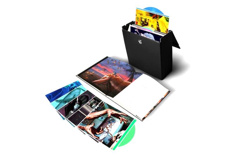 Gorillaz Humanz Super Deluxe Box Set Vinyl LP Record 14 Unreleased Songs