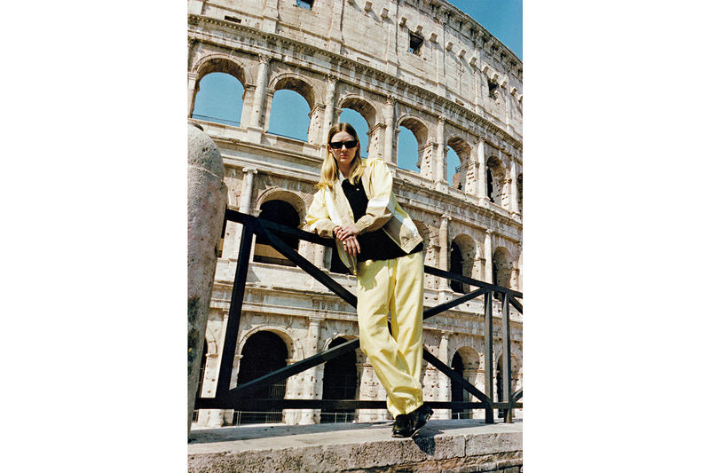 GRIND Magazine Supreme SS17 Editorial Rome Italy Trevi Fountain Colosseum Barack Obama