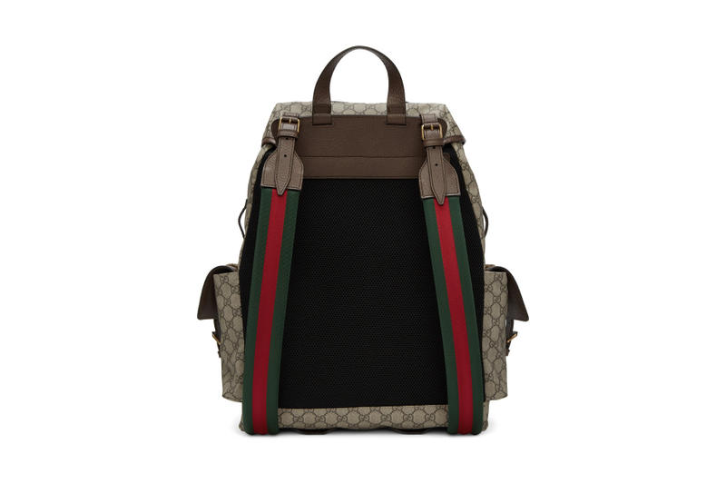 e9e8f38e2a72f9 Gucci GG Supreme Donald Duck Backpack | HYPEBEAST