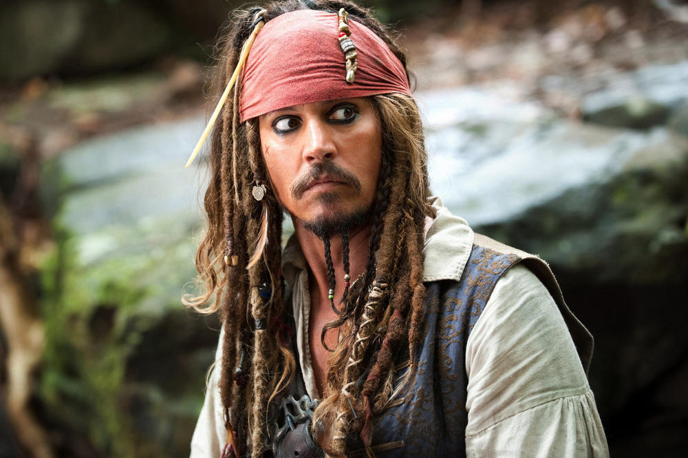 Disney New Pirates of the Caribbean Dead Men Tell No Tales Hacked