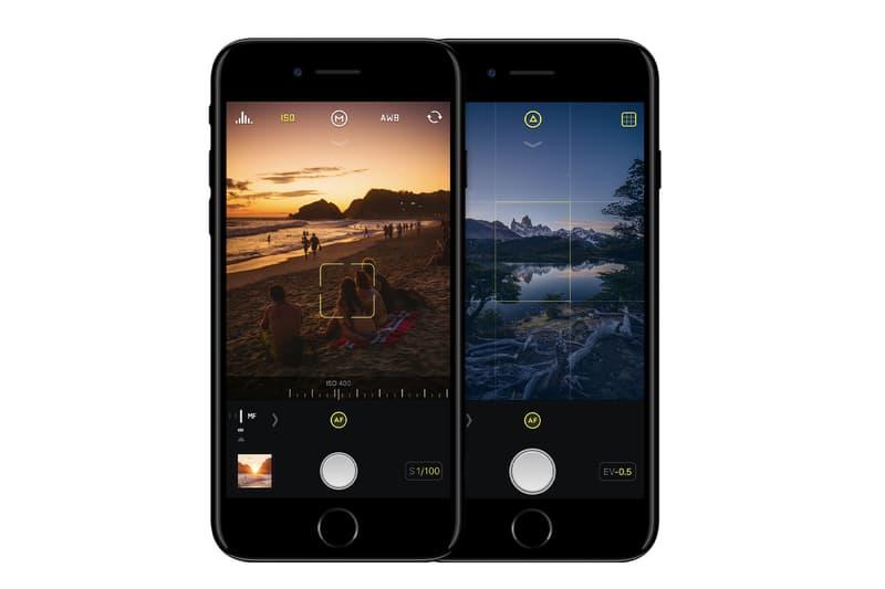 Halide Camer App Smartphones