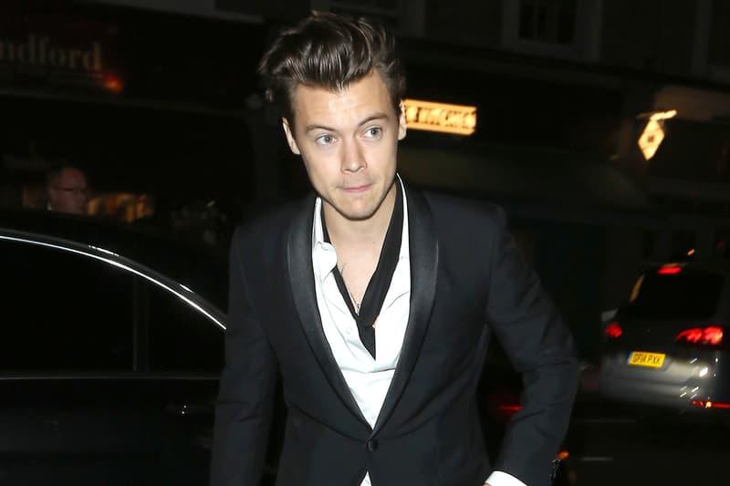 Harry Styles Apple Music Documentary Cut Off Hair Videos