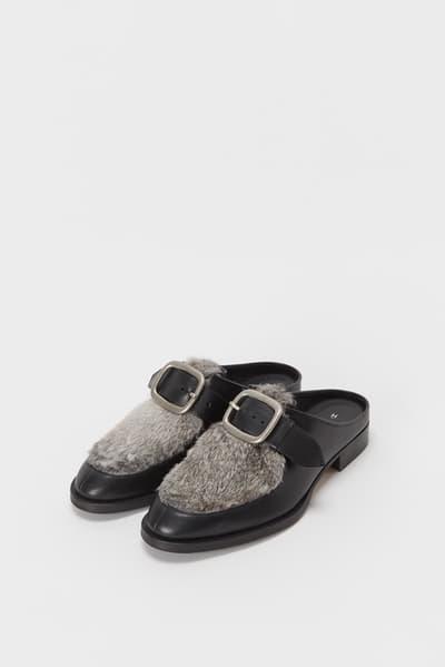 Hender Scheme Ryo Kashiwazaki 2017 Fall Winter Collection Shoes Bags Wallets Rabbit Fur Pig Suede