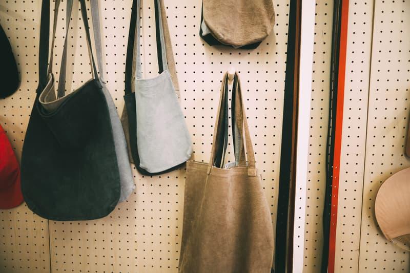 "Hender Scheme Ryo Kashiwazaki Vintage ""Y"" Sukima Craftsmanship Japan"
