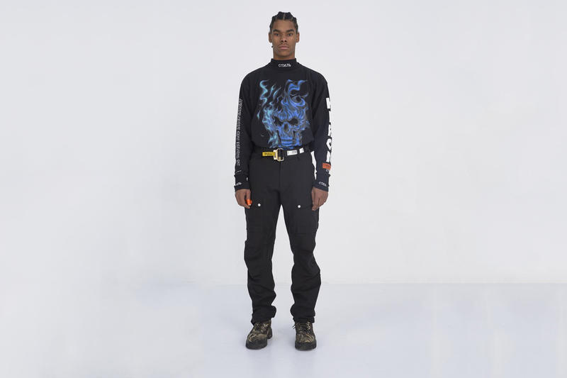 Heron Preston For You, The World Collection KM20 Pop-Up Shop Virgil Abloh DJ CYBER69 Fashion Streetwear Clothing Apparel Accessories