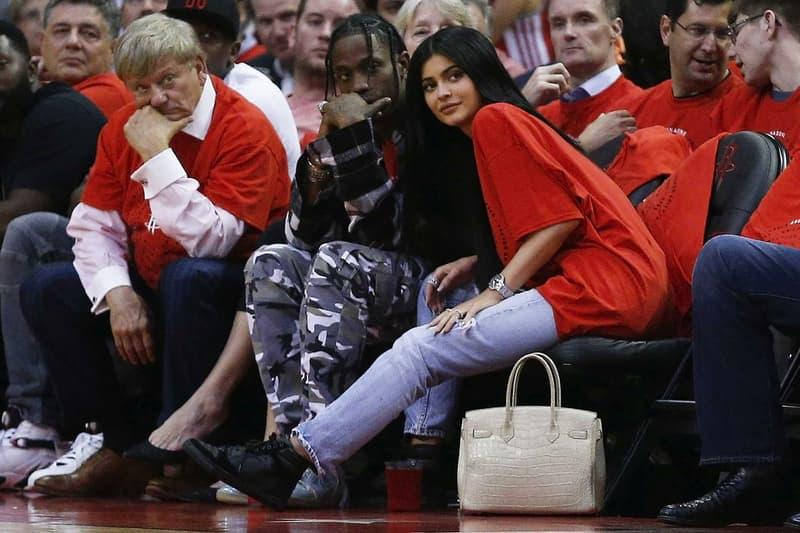 Houston Rockets Travis Scott T Shirt tee basketball nba style fashion run as one game 6 six san antonio spurs Kylie Jenner