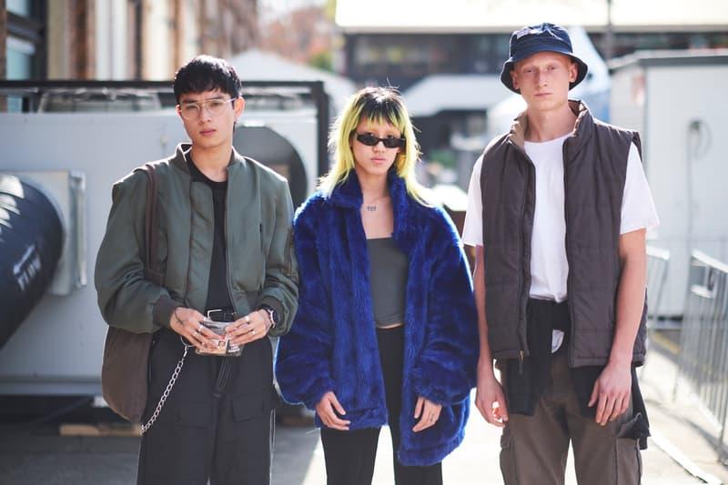 Sydney Australia Fashion Week 2017 Streetsnaps
