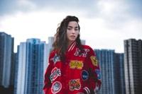 Streetsnaps: Adrianne Ho in Supreme x CDG & Nike Air Max 97s
