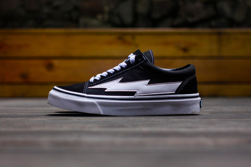 6cf9142147a02d An Official Look at Ian Connor s Vans-Inspired Revenge x Storm Silhouette. ""