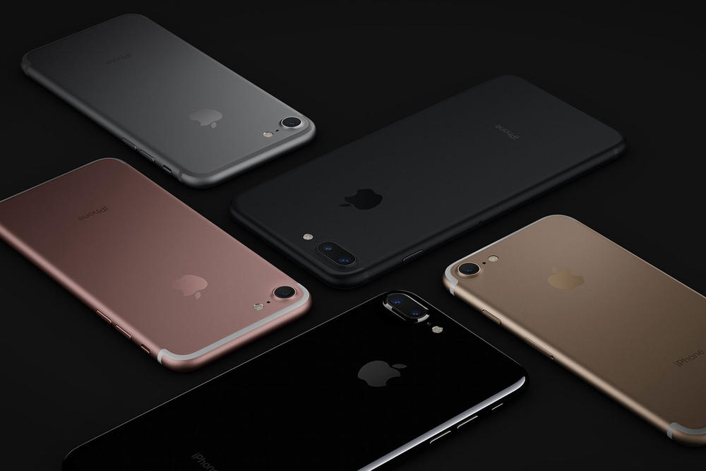 iphone apple smartphone