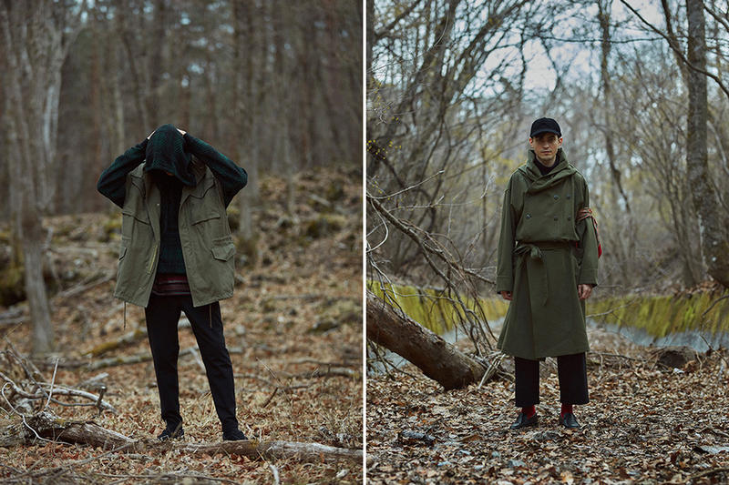 Iroquois 2017 Fall Winter Collection Lookbook