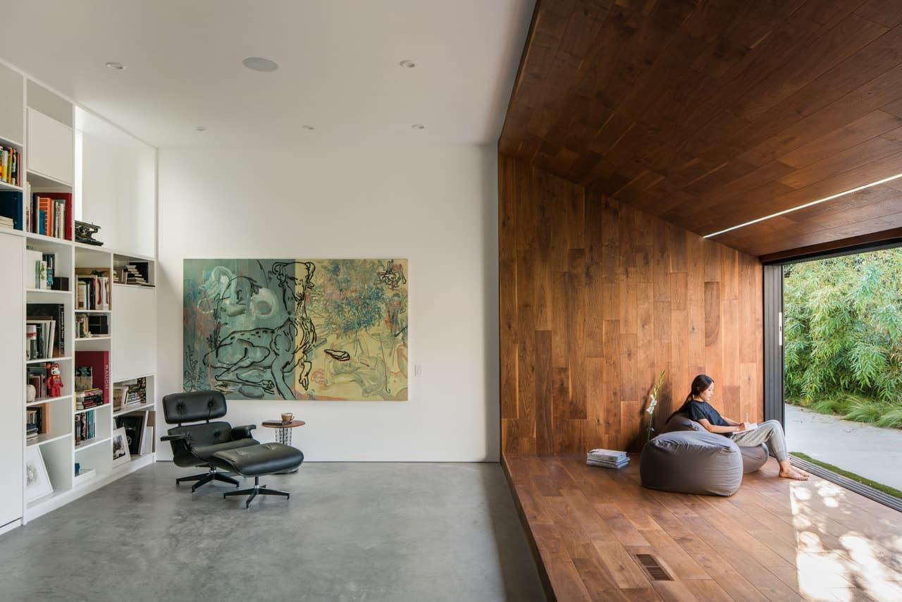 """Hide Out"": A Look Inside Artist James Jean's Live-Work Space in LA"