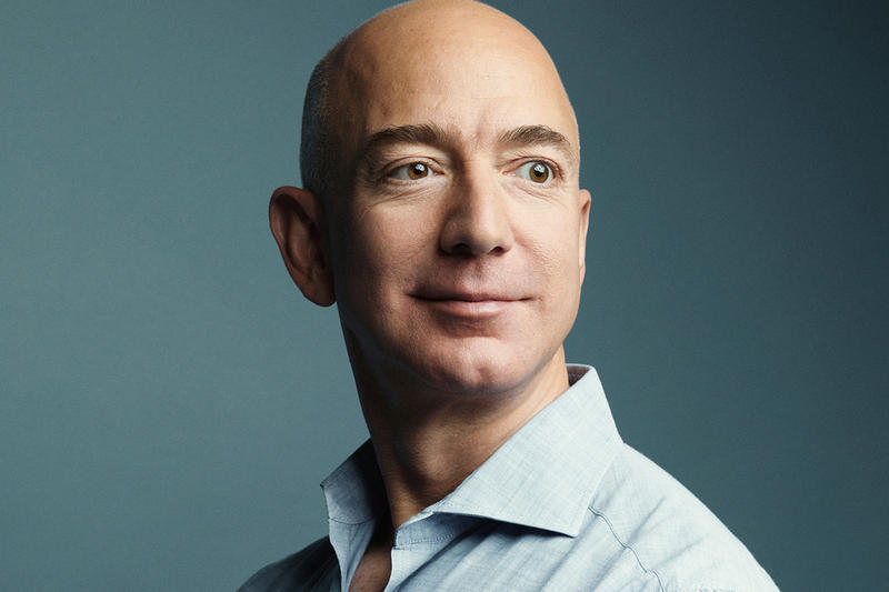 Jeff Bezos Amazon Stock Sell