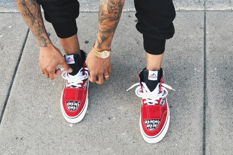 Jerry Lorenzo Fear of God Vans