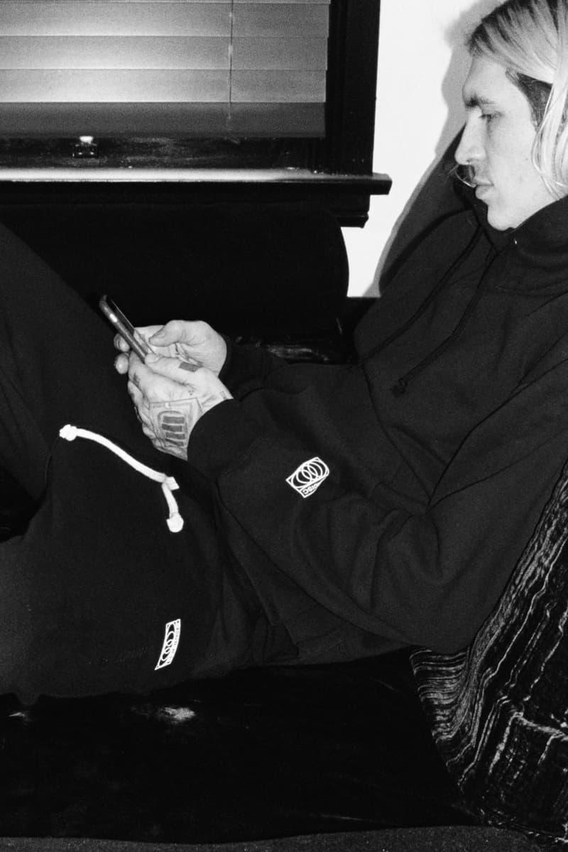 John Elliott Omnidisc 2017 Capsule Collection Lookbook Music