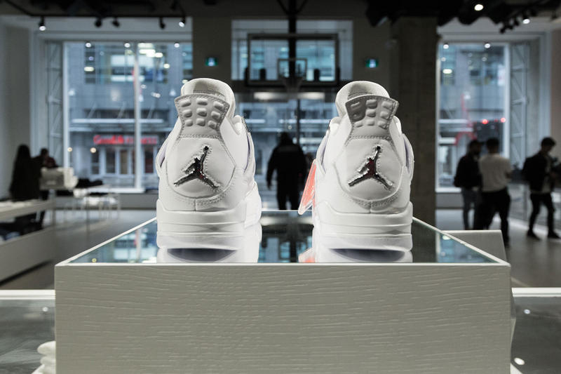 Jordan Brand Yonge 306 Toronto Michael Jordan