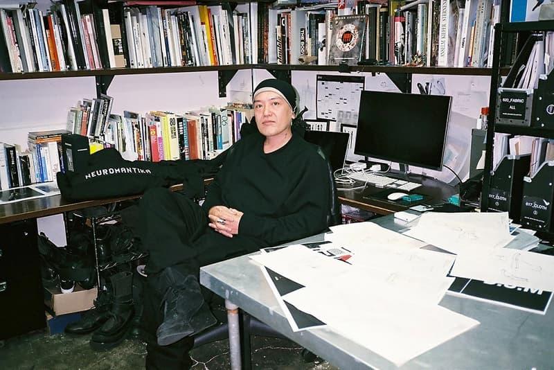 SSENSE Interviews JULIUS Tatsuro Horikawa 2017