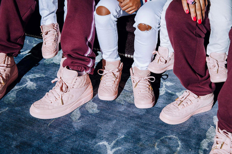 Just Don Air Jordan 2 Arctic Orange Lookbook